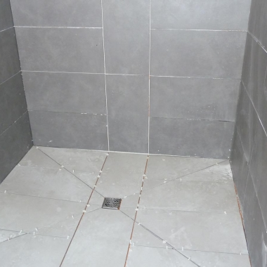 Floor Drain Quadomated