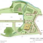 Presque Isle Community Center - Site Development Concept