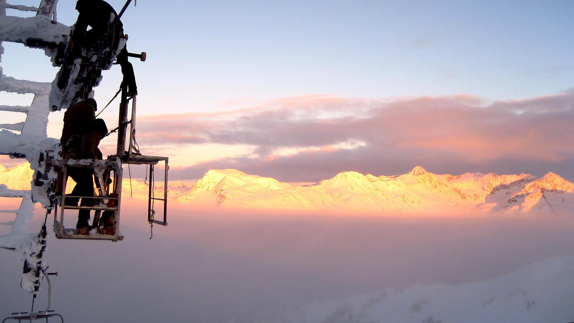 How I Got My Dream Job as a Ski Lift Engineer