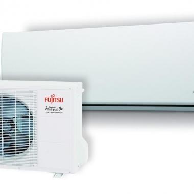 Fujitsu 15RLS2 Mini-split Heat Pump System