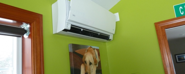 Fujitsu 15RLS2 Ductless Mini-split Heat