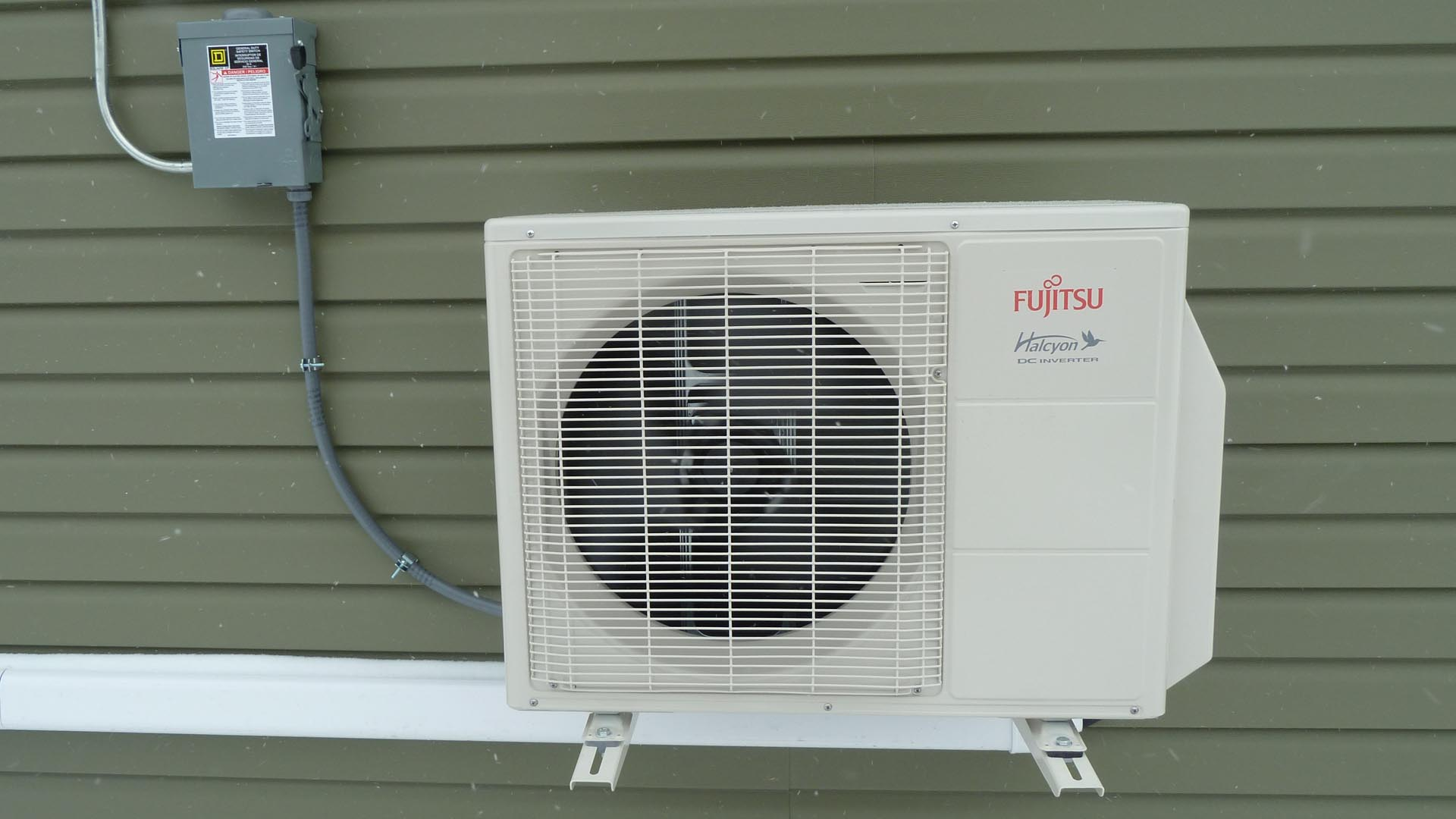 Fujitsu 15rls2 Heat Pump Installed My Initial Thoughts