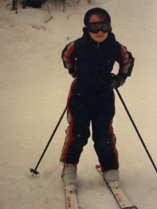 My Younger Years Skiing at Big Rock