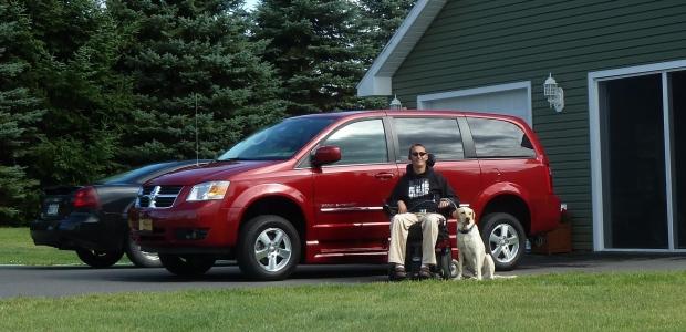 My New 2008 Braun Entervan XT