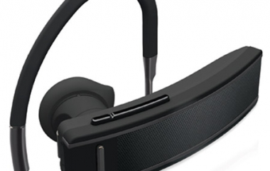 No Buttons Headset BlueAnt Magnetic Hands-Free Headset