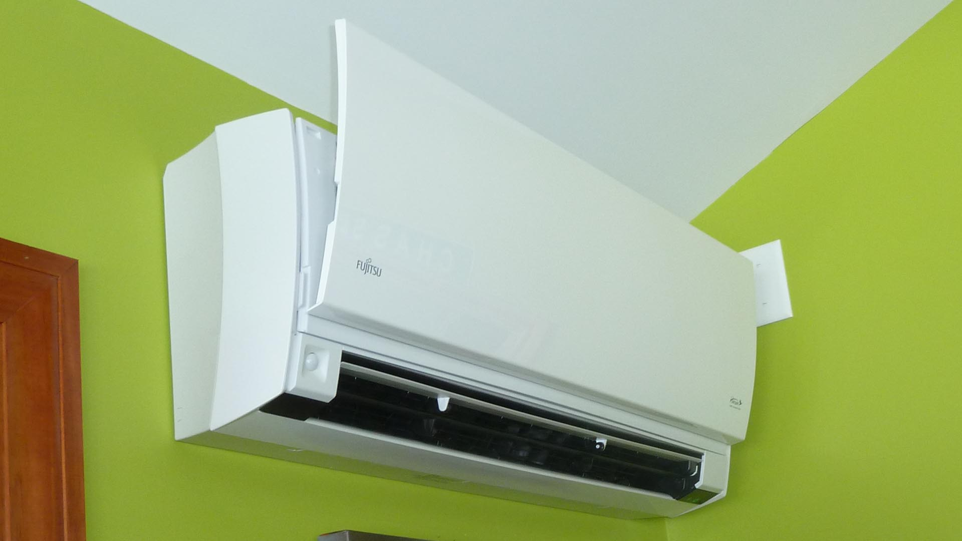 Quadomated 187 Fujitsu 15rls2 Heat Pump Installed My