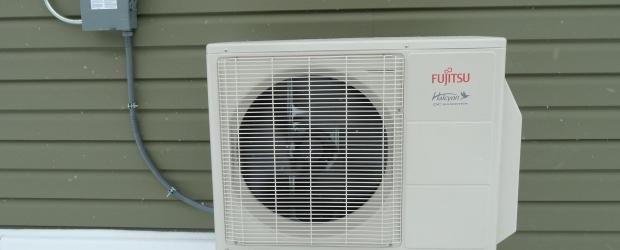 Fujitsu 15RLS2 Ductless Mini-split Heat