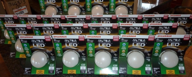 Sylvania BR30 Ultra LED Lightbulbs